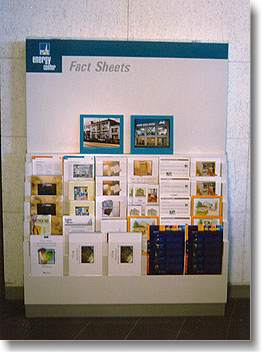 1st floor fact sheets rack