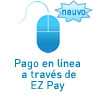Pago en línea a través de EZ Pay