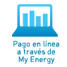 Pago en línea a través de My Energy
