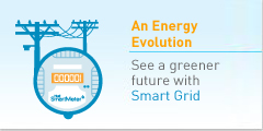 An Energy Evolution: See a greener future with Smart Grid