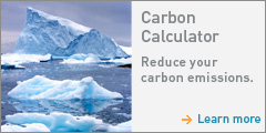 Get your carbon footprint