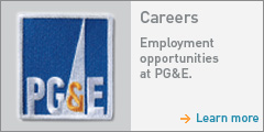 Careers at PG&E