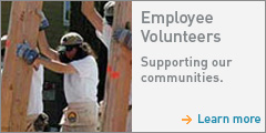 Employee Volunteers