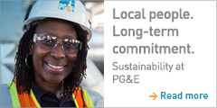 PG&E's Sustainability Journey
