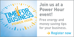 Time for Business: Power Hour