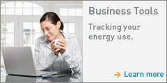 Business Tools | Trackng your energy use