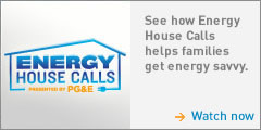 Visit www.energyhousecalls.com and learn how to save money and energy