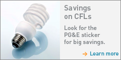 Savings on CFLs