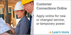 PG&E Customers Connections Online