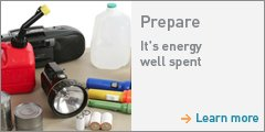 Prepare. It's Energy Well Spent