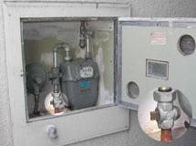 Cabinet Meter