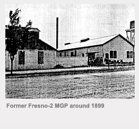 Former Fresno-2 MGP around 1899