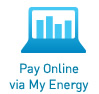 Pay online via My Energy