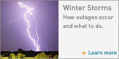 How outages occur