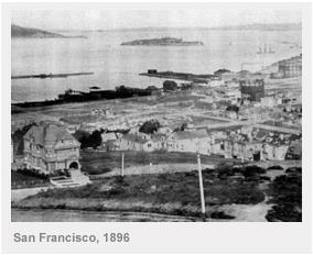 Planta de Manufactura de gas de San Francisco