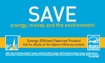 Save energy, money and the environment