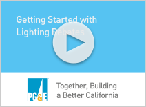 Video: Getting Started with Lighting Rebates