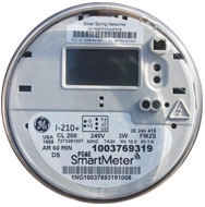Pg and e smart meter