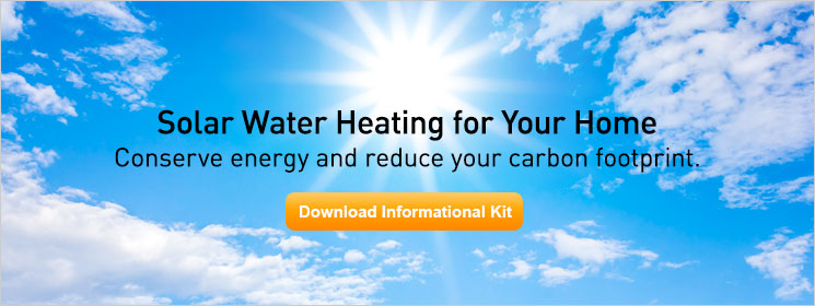 Solar Water Heating for Your Home. Conserve energy and reduce your carbon footprint.