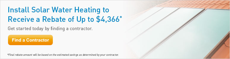 Get started today by finding a contractor
