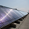 Solar Water Heating Installation