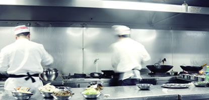 Restaurant Kitchen Ventilation regulate kitchen ventilation more effectively with demand control