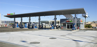 Gas Station or Convenience Store Contractors