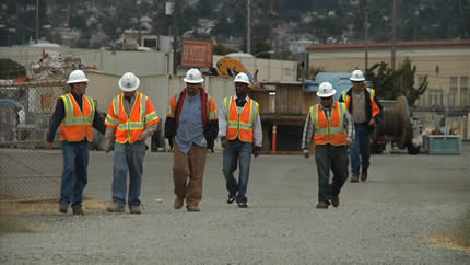 Utility worker hopefuls climb to new heights