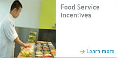 Food Service Incentives
