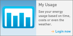 My Energy Usage