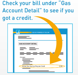 PG&E Bill Image