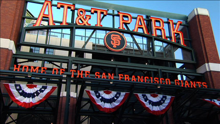 AT&T park uses solar and renewables